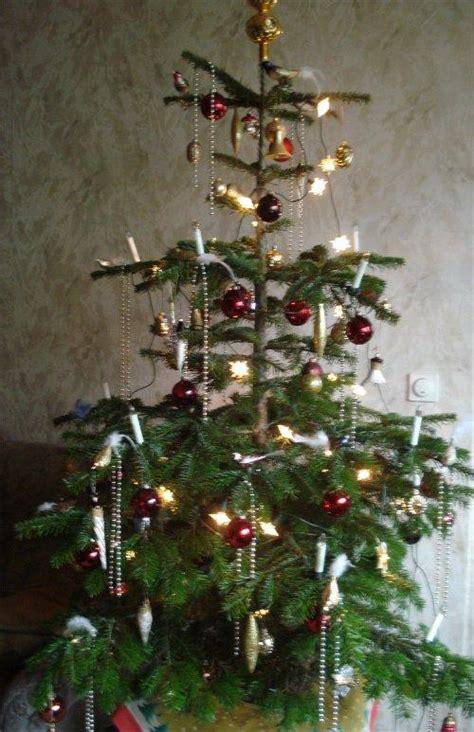 Weihnachtsbaum Rot Silber Geschmückt by Weihnachtsbaum Mein Sch 246 Ner Garten Forum