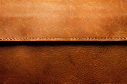 Leather Texture Brown Edged Textures Wallpapers Seamless