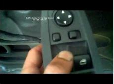 BMW Electrical Problems, Windows Will Not Raise Or Lower