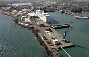 Cruise Ship Port Maui Hawaii