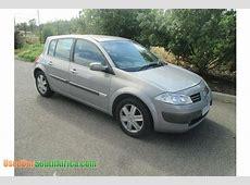 2005 Renault Megane used car for sale in Pretoria Central