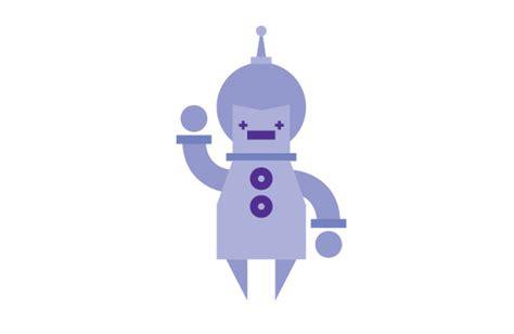 Robot Illustration Free Vector Set