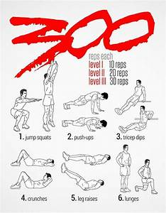 Men U0026 39 S Exercise Routine