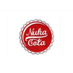 nuka cola embroidered patchbadge ebay
