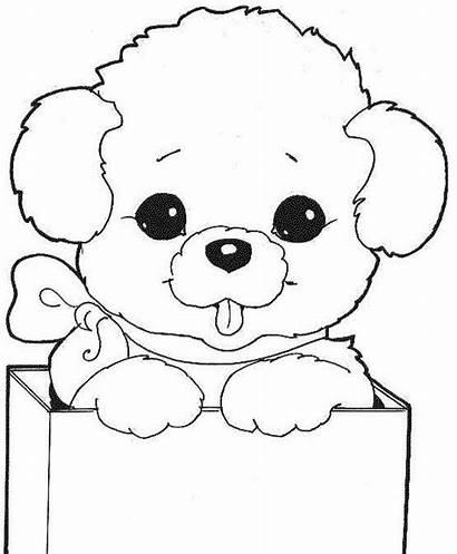 Coloring Pages Para Dog Dibujos Tiernos Poodle