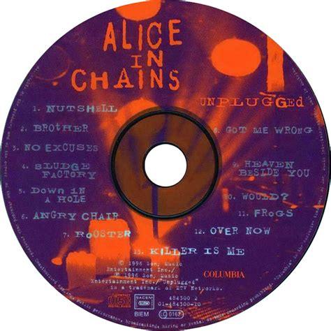 alice in chains descarga de cd list