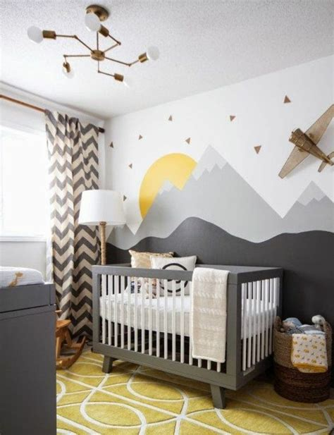couleur chambre enfants 80 astuces pour bien marier les couleurs dans une chambre