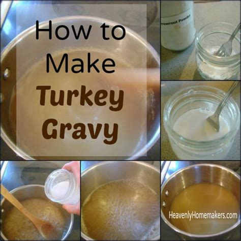 how to fix salty gravy holiday help how to make turkey gravy heavenly homemakers