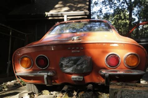 1970 Opel Gt Parts by 1970 Opel Gt 1900 Great Parts Car Does Not Start