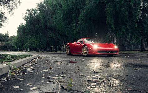 2015 Klassen Id Ferrari 458 Italia Wallpaper