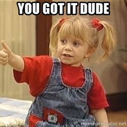 You Got It Dude Meme - the gallery for gt you got it dude picture