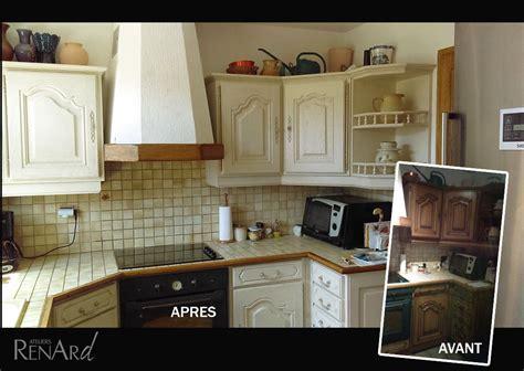 photos cuisines relook馥s relooking cuisine galeries photos ateliers renard essonne