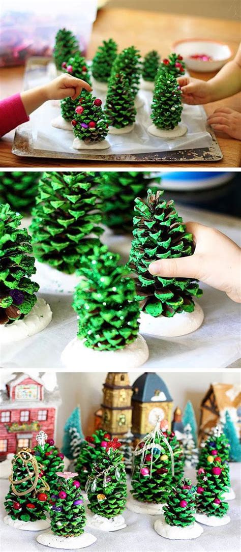homemade christmas crafts pinterest 22 beautiful diy decorations on