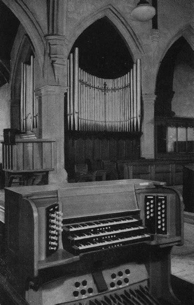 History of the Organ at St. Mary's, Spring Grove (now more