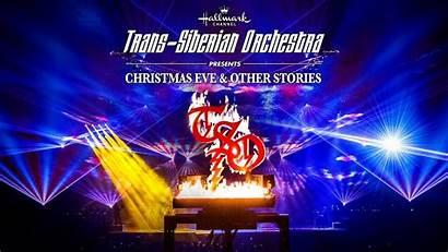 Siberian Orchestra Trans Christmas Tour Eve Tso