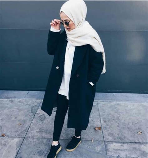 hijab winter tumblr