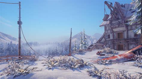 Here Are Overwatch's Winter Wonderland 2017 Skins
