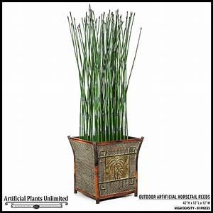 Outdoor Artificial Bamboo, Artificial Outdoor Reeds ...