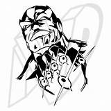 Gauntlet Infinity Drawing Outline Thanos Easy Etsy sketch template