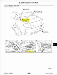 Infiniti M37 Wiring Diagram Bose