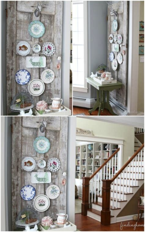 vintage wall decor 30 charming vintage diy projects for timeless and classic