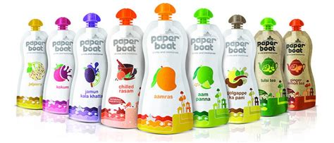Paper Boat Drinks India by Retail America Can An Ethnic Beverage Brand