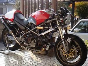 Ducati Monster Maintenance 2017