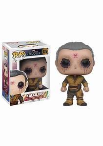 Marvel Doctor Strange Kaecilius POP Bobblehead Figure