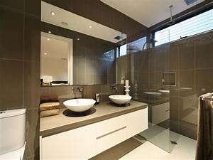 marble in a bathroom design from an australian home With aussie bathrooms