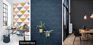 Papier Peint Tendance : les papiers peints tendance meilleures images d ~ Premium-room.com Idées de Décoration