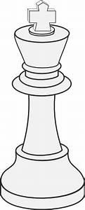 White King Chess Clip Art at Clker.com - vector clip art ...