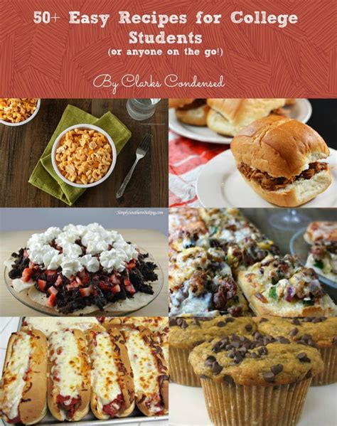 cuisine easy orens 50 easy recipes you will