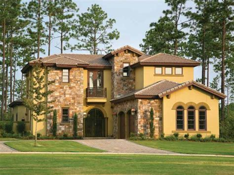 Images Mediterranean Houses Plans by Mediterranean House Plans Dhsw53146 House Building Plans