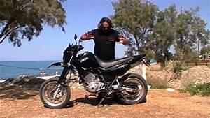 Yamaha Xt 600e  Kokkina Fegaria Test
