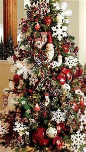 1000 images about Christmas Tree Decorating Themes on