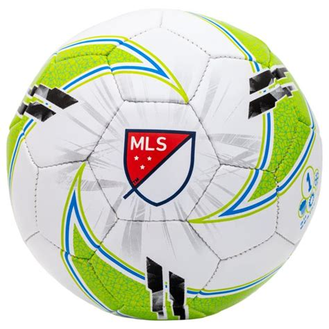 Franklin Sports MLS Soccer Ball, Size 1 - Walmart.com ...