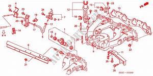 Intake Manifold  Sohc  For Honda Cars Civic 1 4i 3 Doors 5