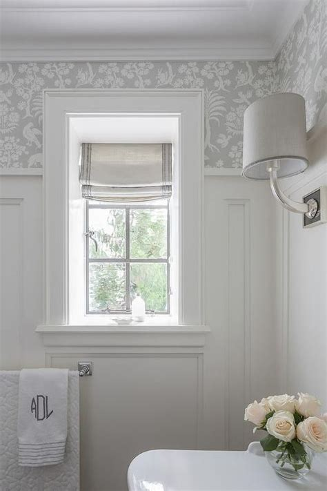 ideas  bathroom window treatments