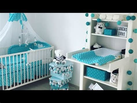 Baby Room Tour La Chambre De Bébé Youtube