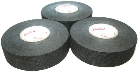 3x Coroplast Motor Vehicle Fabric Tape With Fleece Type