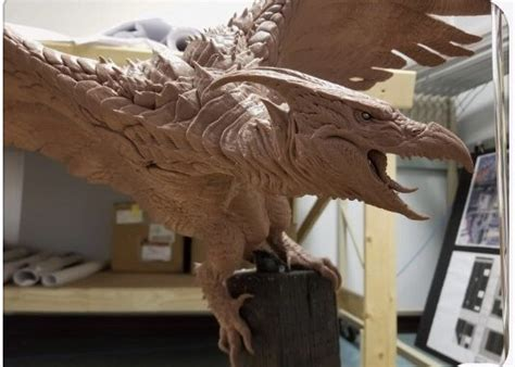 Rodan design from Godzilla: King of the Monsters leaked