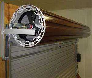 Porte De Garage A Enroulement : portes residentielles enroulement manuel ~ Dailycaller-alerts.com Idées de Décoration