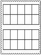 Ten frame template cli...Ten Clipart Black And White