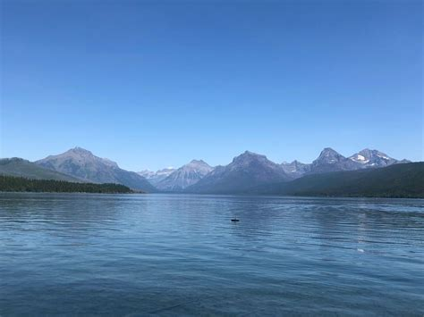 lake mcdonald boathouse  glacier national park