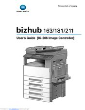I'm a root of a. KONICA MINOLTA BIZHUB 163/211 PRINTER DRIVER DOWNLOAD