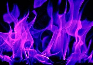 Purple Flames Backgrounds - Wallpaper Cave
