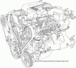 Chrysler  Dodge 3 5 Liter V6 Engines Intended For 2007 Chrysler 300 Engine Diagram