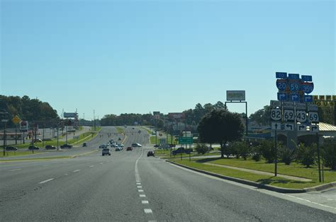 Alabama @ AARoads - U.S. Highway 82 East - Tuscaloosa vicinity