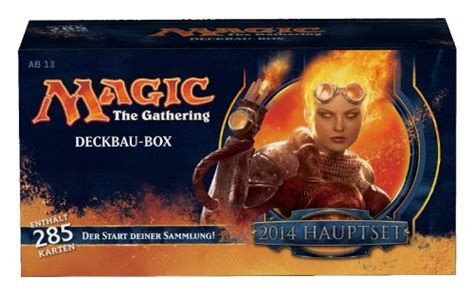 Sorcerer Of Magic Deck 2014 by Wizard Of The Coast 69586 Magic The Gathering Deck
