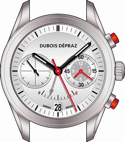 Integrated Chronograph Dubois Depraz Dd Calibre